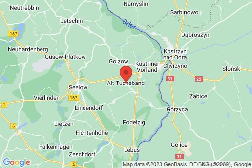 Karte Alt Tucheband