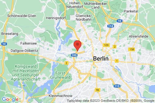 Karte Berlin-Charlottenburg-Nord