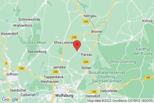 Karte Bergfeld
