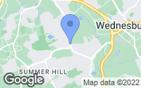 Map of Tipton, West Midlands