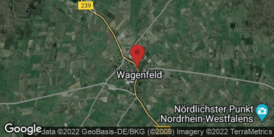 Google Map of Wagenfeld