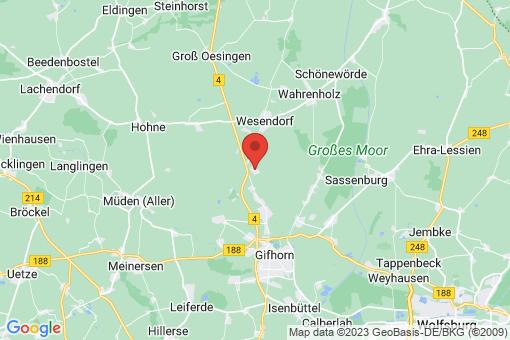 Karte Wagenhoff