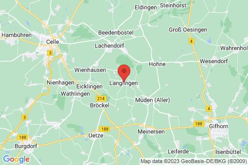 Karte Langlingen