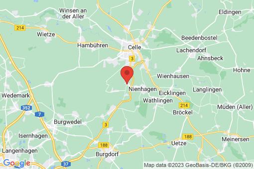 Karte Adelheidsdorf