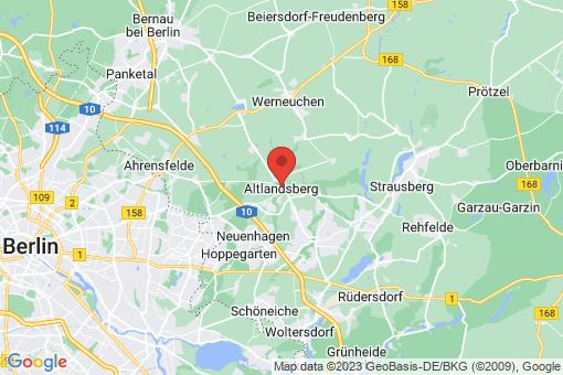 Karte Altlandsberg