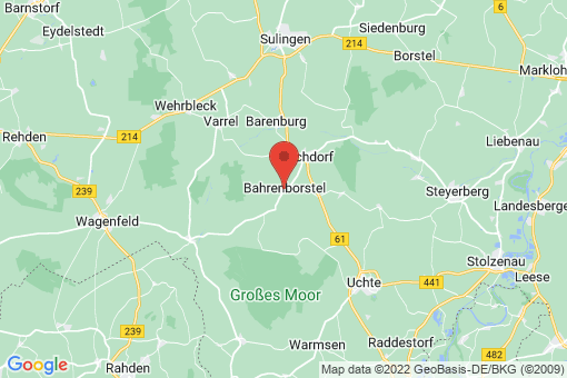 Karte Bahrenborstel
