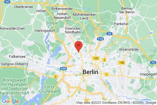 Karte Berlin-Wedding