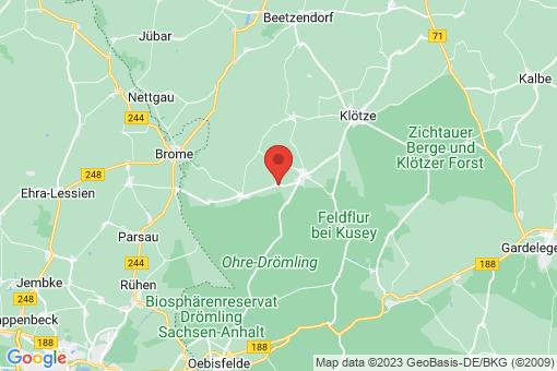 Karte Neuferchau