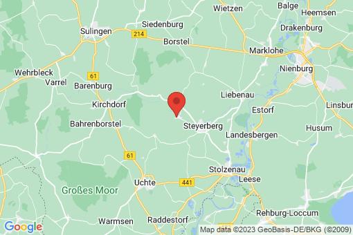 Karte Steyerberg Düdinghausen