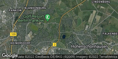 Google Map of Malchow
