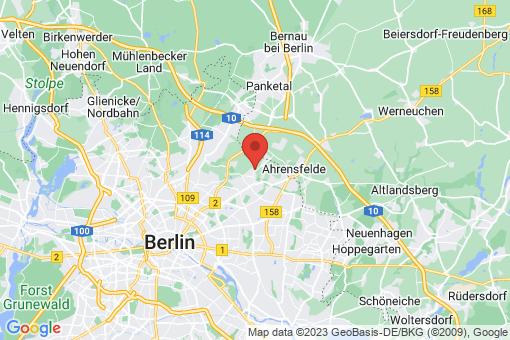 Karte Berlin-Neu-Hohenschönhausen