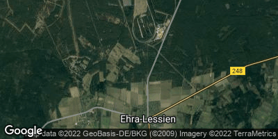 Google Map of Ehra-Lessien