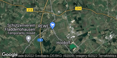Google Map of Holdorf