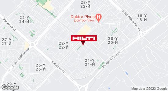 Региональный представитель Hilti в г. Липецк
