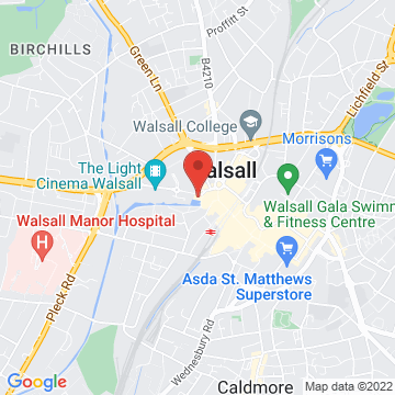 Walsall, 10 Wolverhampton St Walsall WS2 8LR