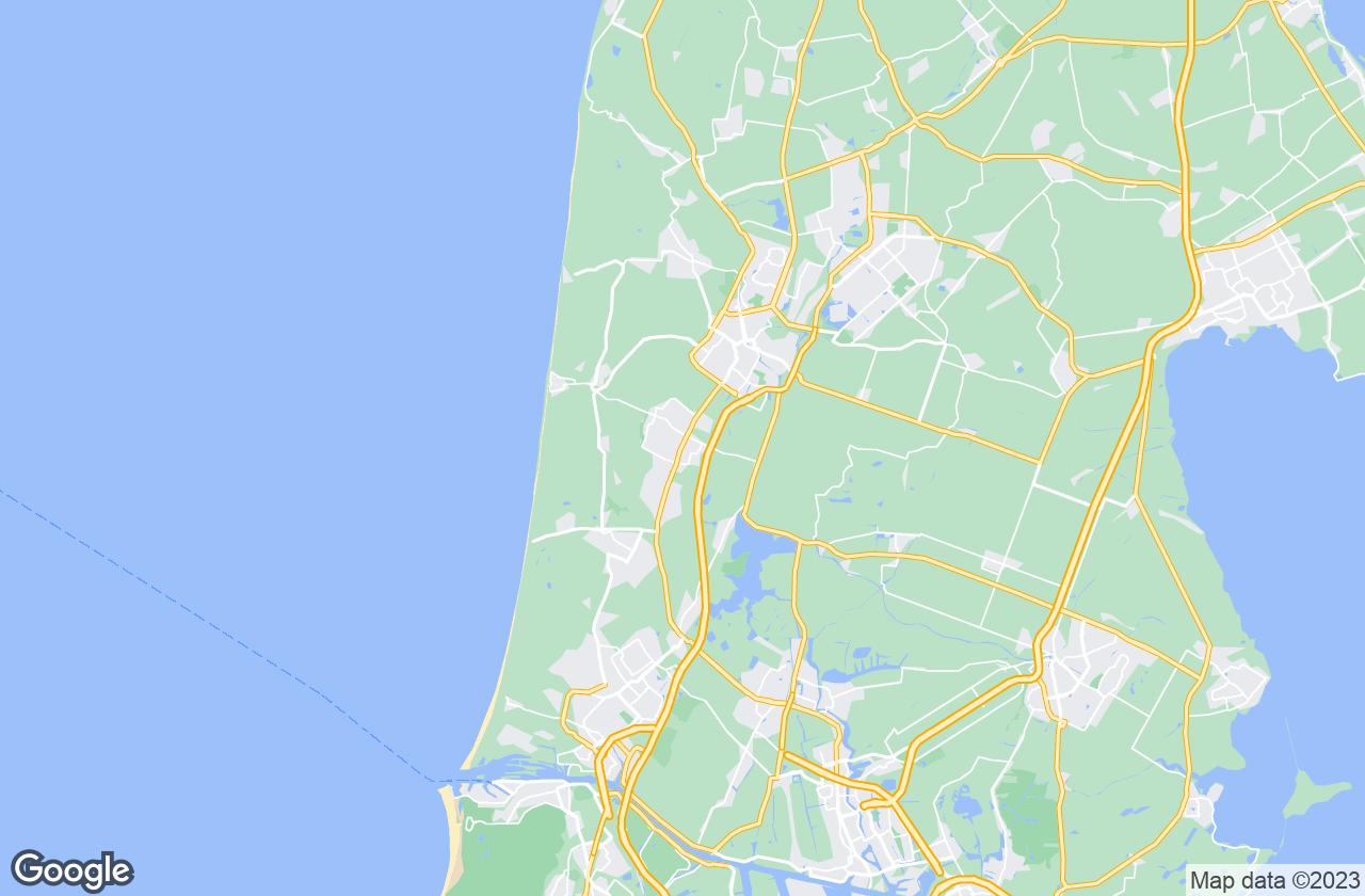 Google Map of Heiloo