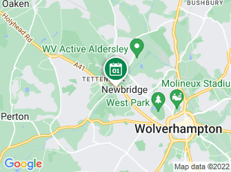 A static map of My Wild Day of Action - Smestow Valley, Wolverhampton