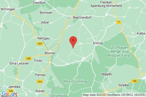Karte Dönitz