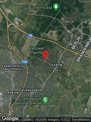 Google Map of Karow