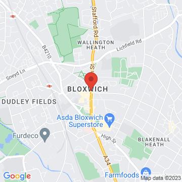 Walsall, 179 High Street Bloxwich Walsall West Midlands WS3 3LH