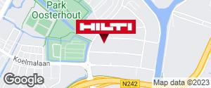 Krijg een routebeschrijving naar Hilti Store Alkmaar