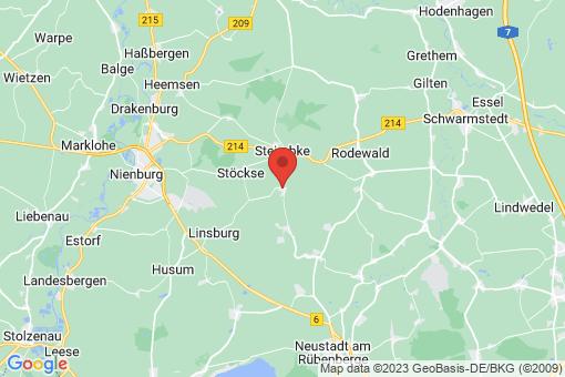 Karte Steimbke Wenden