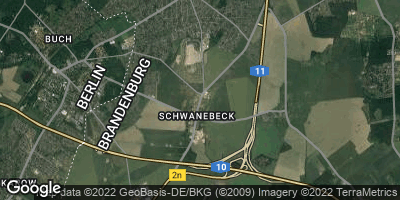Google Map of Schwanebeck