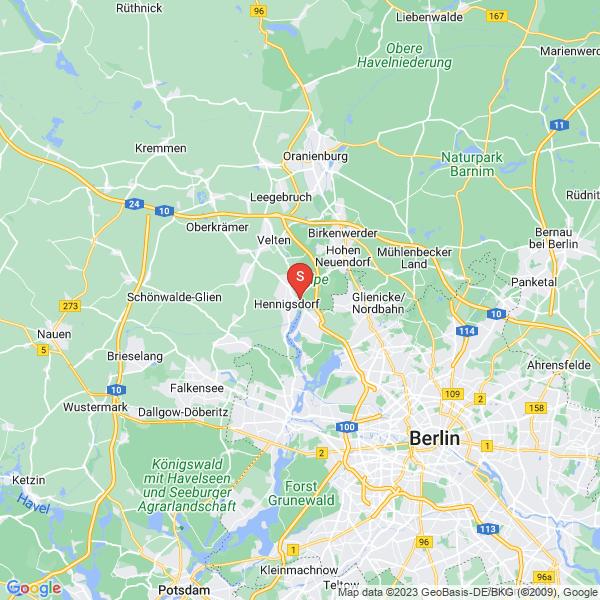 CLIMB UP! - Kletterwald ® in Hennigsdorf