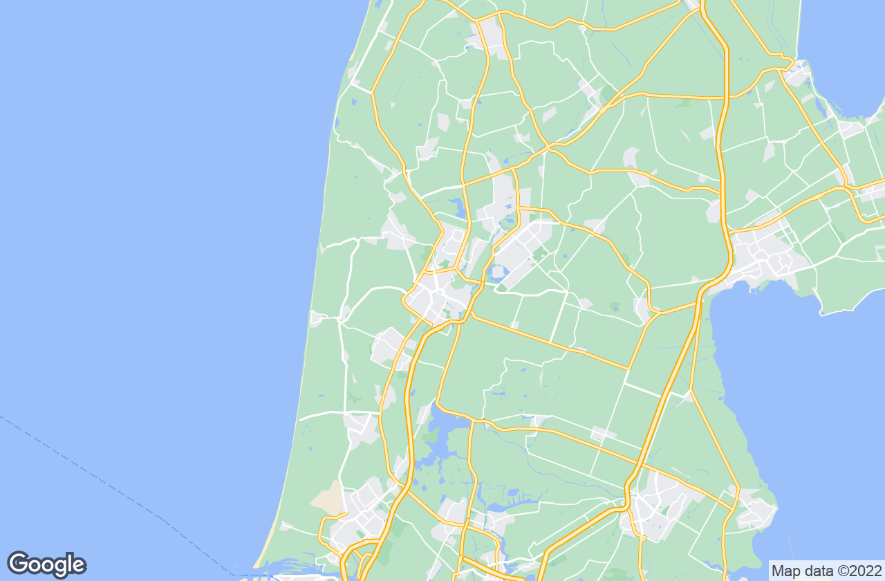 Google Map of Alkmaar