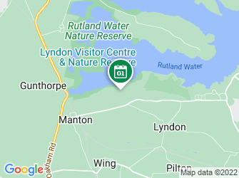 A static map of Family Bird Ringing Event at Lyndon Visitor Centre, Rutland Water