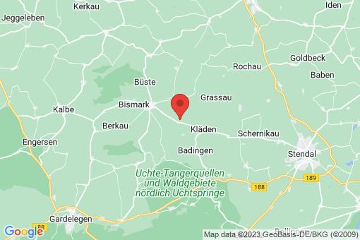 Karte Garlipp