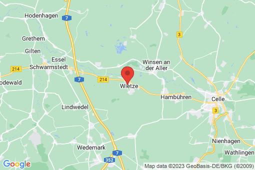 Karte Wietze