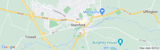 Map Of Stamford