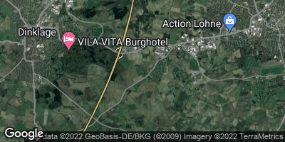Google Map of Brockdorf