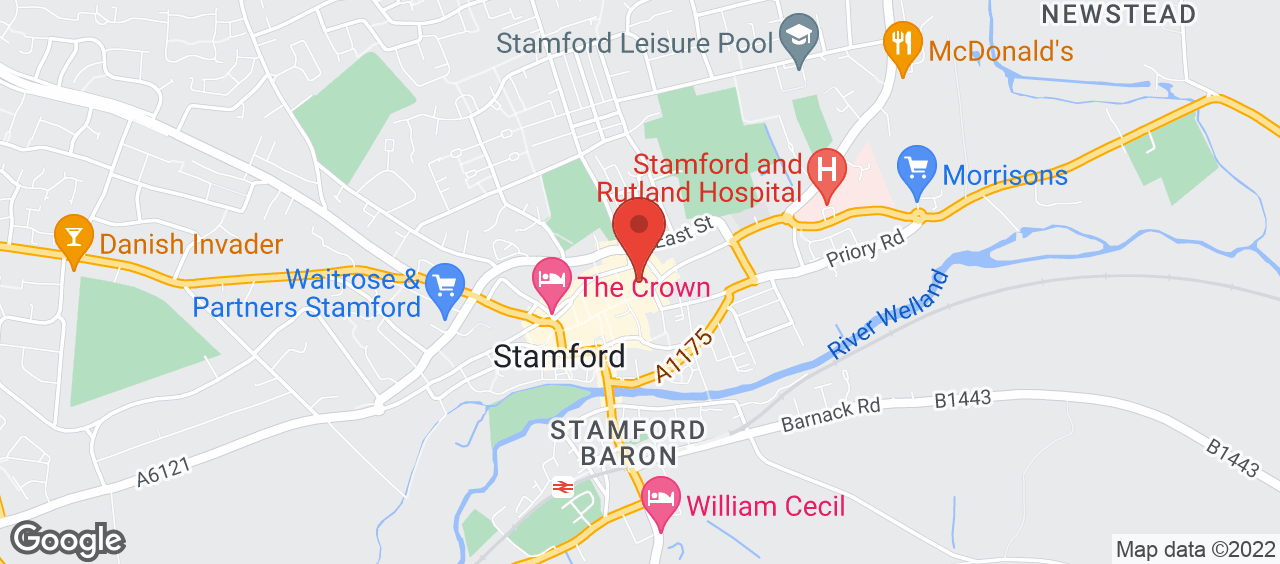Stamford Library location and directions
