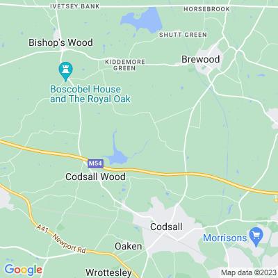 Chillington Location
