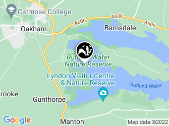 A static map of Anglian Water Birdwatching Centre
