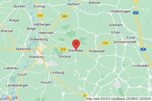 Karte Steimbke Steimbke
