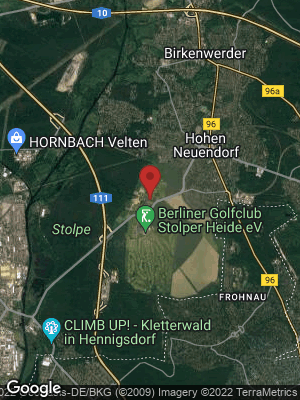 Google Map of Stolpe Dorf