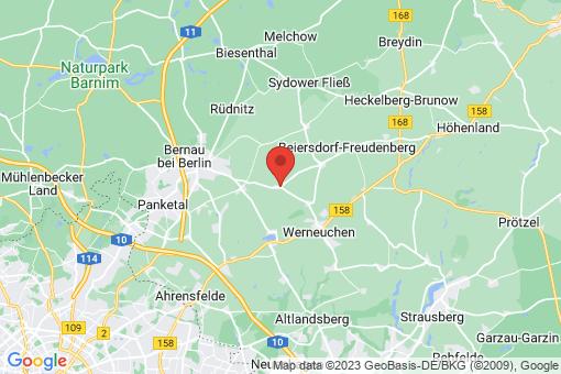 Karte Wilmersdorf