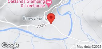 Banwy Fuels Ltd location