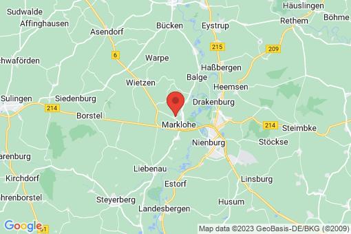 Karte Marklohe