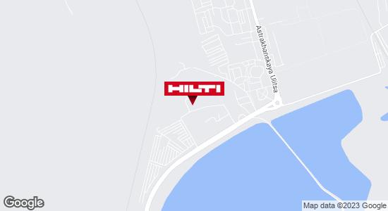 Региональный представитель Hilti в г. Тамбов