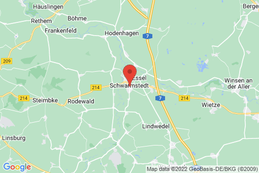 Karte Schwarmstedt