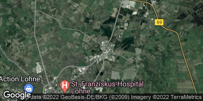 Google Map of Nordlohne