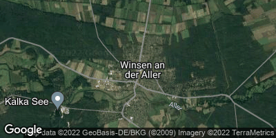Google Map of Winsen