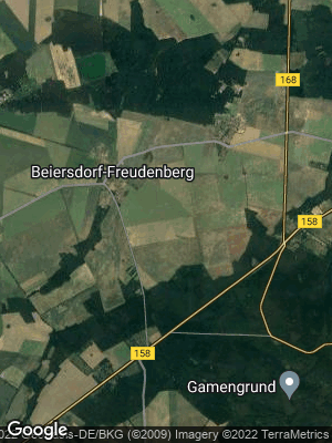Google Map of Beiersdorf-Freudenberg