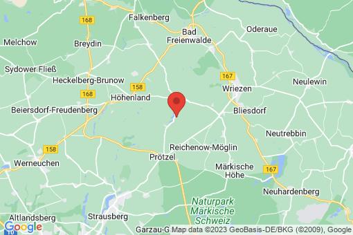 Karte Prötzel Harnekop