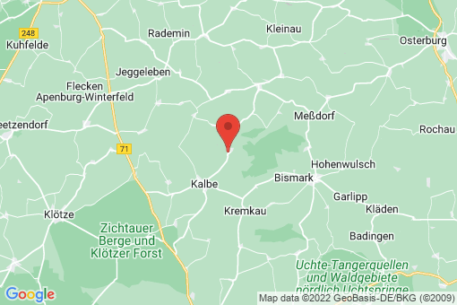 Karte Altmersleben