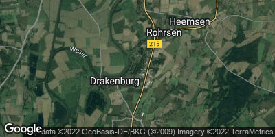Google Map of Drakenburg